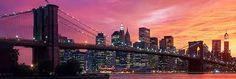 Een city trip naar New York en daar o.a. een musical op Broadway bezoeken.