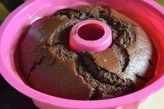Φανταστικό κέικ σοκολάτας χωρίς αυγά και γάλα! Έτοιμο σε 10 λεπτά! - Γεύση & Συνταγές - Athens magazine Meals Without Meat, Egg Cake, Cooking Cake, Cake Pops, Deserts, Ice Cream, Pudding, Sweets, Recipes