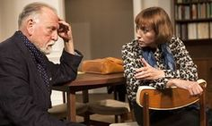 The Father five-star review – a savagely honest study of dementia  5 / 5 stars        Ustinov, Bath   Florian Zeller's Molière award-winning play, starring Lia Williams and Kenneth Cranham, takes us into the confused world of an elderly man and his carer daughter