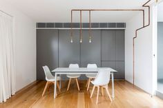 Josephine Hurley Architecture Designs a Contemporary Apartment in Surry Hills, Australia | HomeDSGN