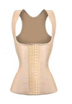 Cheap steel boned corset vest, Buy Quality steel boned corset directly from China corset underbust Suppliers: Apricot Sexy Corselet Steel Bone Corset Vest Women Latex Slimming Waist Trainer Corset Underbust Waist Trainer Firm Sexy Corset, Underbust Corset, Waist Trainer Corset, Lingerie, Waist Training, Latex, Athletic Tank Tops, Corsets, How To Wear