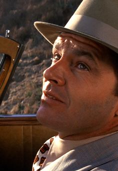 """Jack Nicholson in """"Chinatown"""" Hollywood Actor, Hollywood Stars, Hollywood Actresses, Actors & Actresses, Jack Nicholson The Shining, Here's Johnny, The Big Boss, Matt Damon, The Expendables"""