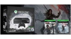 Electronics LCD Phone PlayStatyon: Xbox One 1TB Console : Rise of the Tomb Raider Bun...
