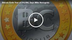Bitcoin To $10000 In 6 Weeks? Easy Novogratz Tells Bloomberg