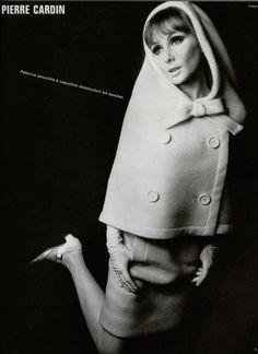 Fashion by Pierre Cardin, Sixties Fashion, Mod Fashion, Only Fashion, Unisex Fashion, Fashion Photo, Fashion Brands, Vintage Fashion, Pierre Cardin, Christian Dior
