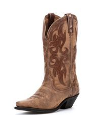 Women's Maricopa Boot - Tan Crackle,