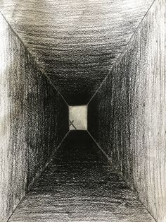 #Charcoal #sketch II..#blackandwhite #Shading #Blending #Perspective
