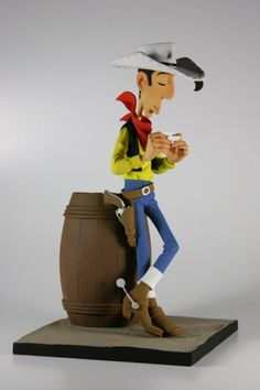 Lucky Luke, le Cowboy
