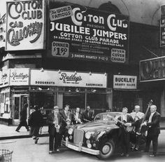 The cotton club was one of the most popular clubs to preform at and was one persons dream to be able to sing or preform there. It was another symbolic figure for the 20's music culture