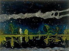 Peter Doig - 1989-90 Milky Way