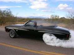 1970 Chevelle convertible Burn out Chevy Muscle Cars, Best Muscle Cars, American Muscle Cars, 1970 Chevelle Ss, Chevy Chevelle Ss, My Dream Car, Dream Cars, Race Car Parts, Cool Cars