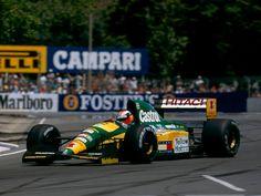 F1 Lotus 107 '1992