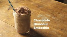 Chocolate Dinosaur Smoothie | Yummy Ph