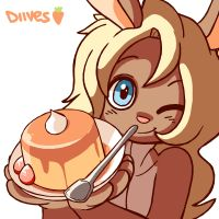 Bunny chef! by Diives