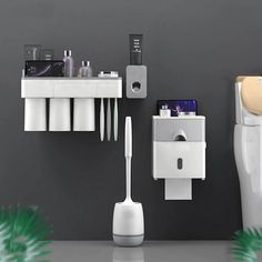 4 Piece Home Storage Kit – Roses & Lillies Toothbrush Organization, Bathroom Organization, Toothbrush Holder, Toothpaste Squeezer, Feminine Home Offices, Candles For Sale, Gadgets, Toilet Brush, Bathroom Essentials