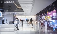 Advanced Research Results Exhibition Hall - Dconcierz