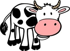 Free professional design Chewing cow vector file with clipart version PNG and SVG Chewing cow vector file. Clipart Png, Free Clipart Images, Cow Puns, Cow Food, Cliparts Free, Cow Appreciation Day, Cow Vector, Vector File, Svg File