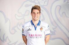 Real Zaragoza 2015/16 17ª incorporación (jugador nº 705). Joan Campins nº ¿?