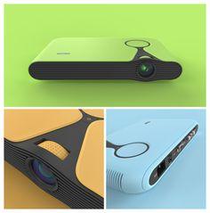 Optoma ML Concept | Designer: Jules Parmentier