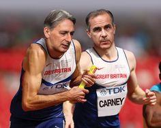 Next leg . . . Chancellor needs to follow Bank chief's lead
