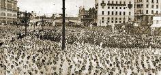 1942 Congresso Eucarístico Nacional — de 4 a 7 de setembro de 1942 — foi um marco na história do Catolicismo no Brasil