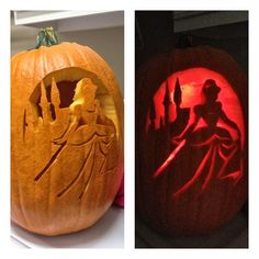 The Gentrys Baby Makes FIVE Pumpkin Carving