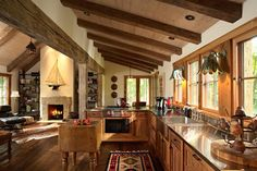 The Gatehouse - traditional - kitchen - minneapolis - Murphy & Co. Design