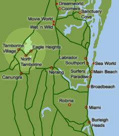 Mount Tamborine Wine Region