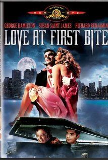 Love at First Bite - Who knew George Hamilton was so funny? Saint James, Love Movie, Movie Tv, Movie List, Movie Theater, Theatre, Movies Showing, Movies And Tv Shows, George Hamilton