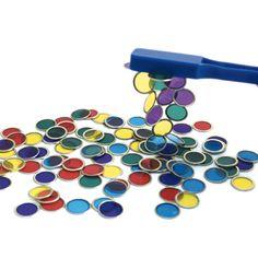 Magnetische staaf - http://credu.nl/product/magneetstaaf-met-chips/