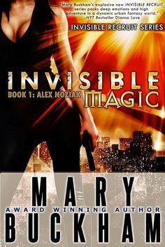 Invisible Magic by Mary Buckham