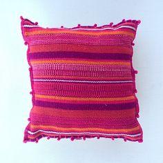 handmade pillow from Peru from thelittlemarket.com