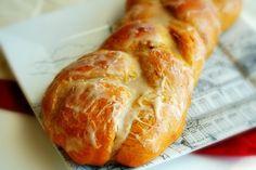 Na Cozinha da Margô: Rosca de Cenoura