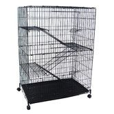 Found it at Wayfair - 4-Level Small Animal Cage