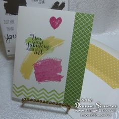 """Can You Say """"Easy"""" by stamperdianne - Cards and Paper Crafts at Splitcoaststampers"""