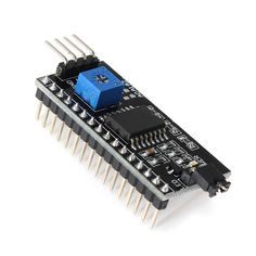 IIC I2C TWI SP Serial Interface Module Port For 5V Arduino 1602LCD