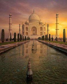 Tage Mahal Agra India