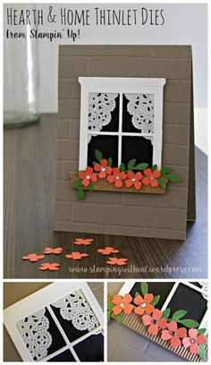 Stampin' Up! Hearth & Home Dies...