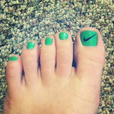 Nike.. this nail designer is so talented!!!
