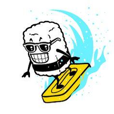 SUSHI SUSHI - Animat