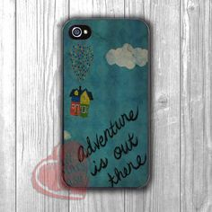 Adventure is Out There - zFz, Up, Quote, Adventure, Uncle Carl, Disney