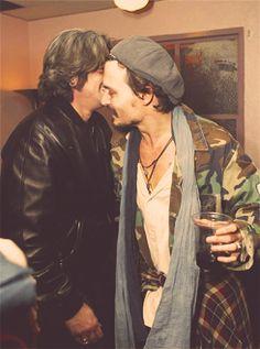 John and Benicio