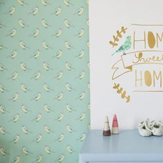 http://www.decoclico.fr/papier-peint-chambre-enfant-vert-menthe-impri-a-20206.html