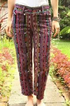 100% authentic patterns from Solola, Guatemala #maya #kaqchikel #fashion