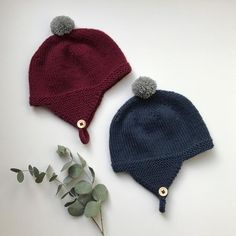 Albert's Pilot Hat – PetiteKnit