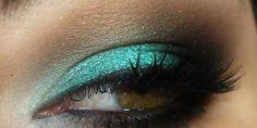 #greenmakeup #makeup
