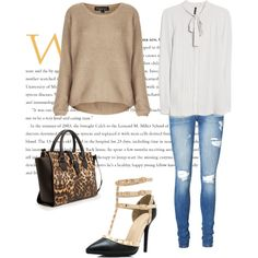 """Stret Style..."" by diseneitorforever on Polyvore"