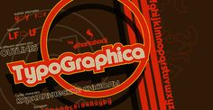 TypoGraphica Font · 1001 Fonts