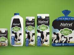 Natrel - Emballages on Packaging Design Served