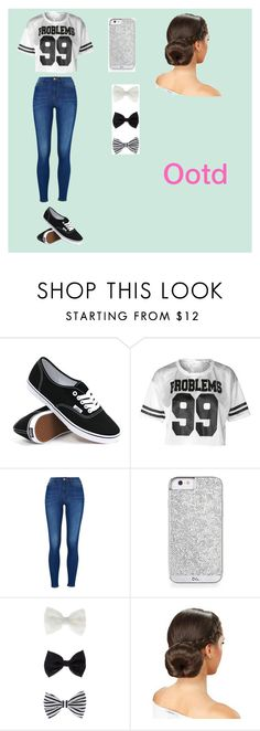 """Untitled #163"" by rsanchez83 ❤ liked on Polyvore featuring moda, Vans e Accessorize"